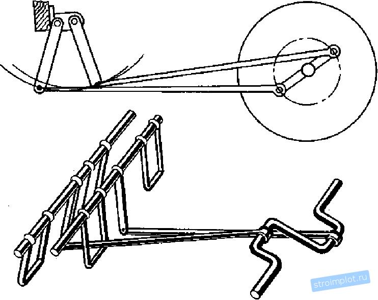 Детская машинка своими руками чертежи